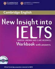 NewInsight into ielts workbook